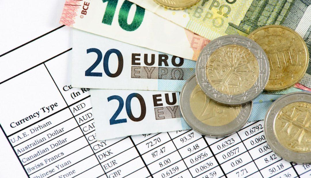 Où changer des euros en shekel?